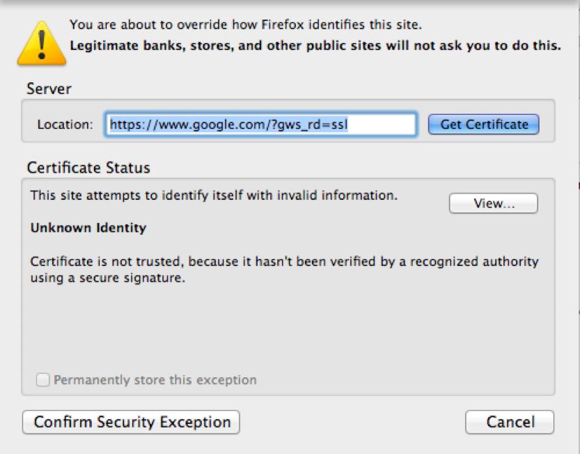add exception