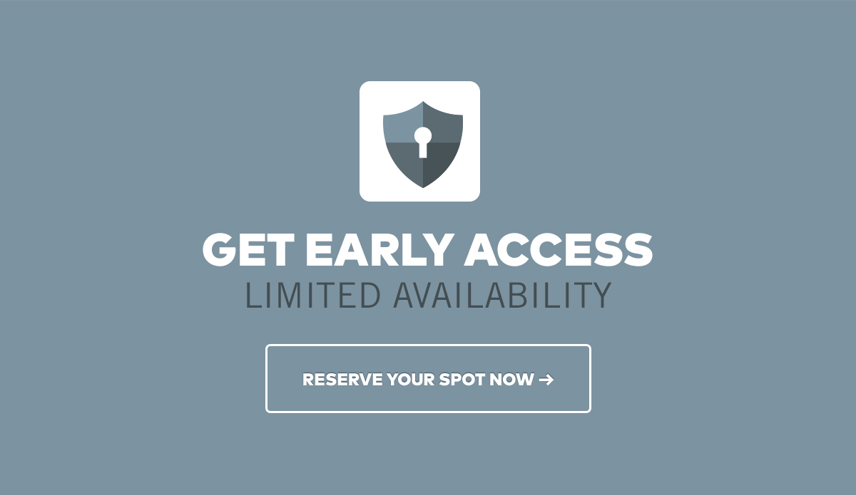 early access to web security