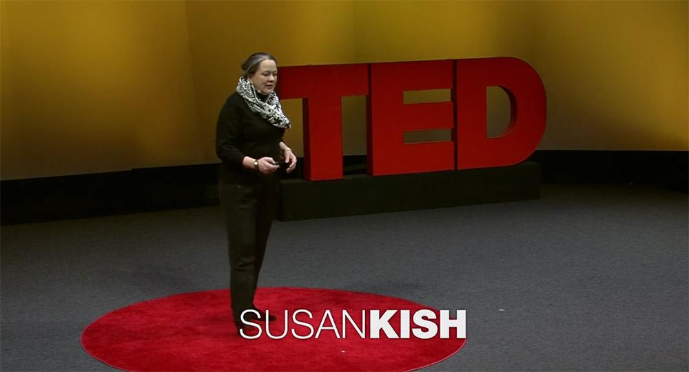 Susan Kish 2013 TED