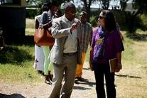 ONEMoms in Ethiopia: Visiting schools in Mojo