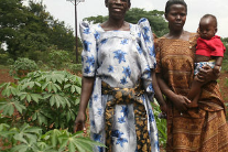 VIDEO: Support group empowers HIV-positive women with farming skills