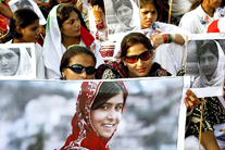 Raise your voice for Malala and girls across the world