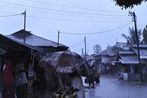 Amazing Africa: A rainy day at a Mombasa street market