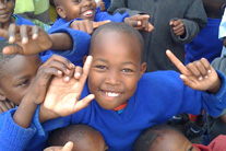 Shot@Life's Blogust campaign saves 10,000 children from preventable diseases