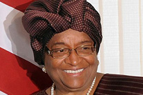 Ellen Johnson Sirleaf: Aid is not an alternative to self-sufficiency