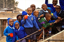 51 million more kids are going to school in sub-Saharan Africa since 1999