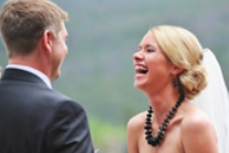 The 'give back' wedding