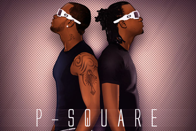 Get down with P-Square