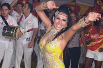 In Brazil, using Carnaval to fight HIV