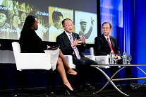 World Bank and IMF leaders optimistic about the end of poverty