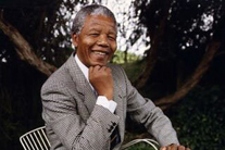 Happy Birthday, Nelson Mandela!