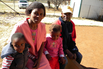 True story: How an HIV-positive Lesotho mom learned from her mistakes
