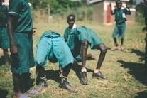 Photo Essay: South Sudan children at play