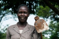 Bigger harvests, spare cash and a hopeful future as our season with farmer Anne ends