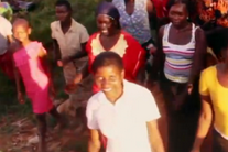 What it looks like when 500 Ugandan women lip-synch to Jessie J's 'Price Tag'