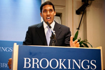 Raj Shah: Yes, we can end extreme poverty