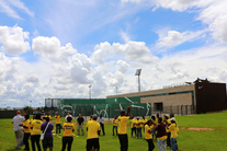 Score! ONE visits HIV prevention projects by Grassroot Soccer