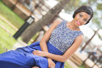 Rare beauty: Meet ONE Mom Nancy Sumari, former Miss Tanzania