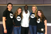 'Wait, is Akon at USC?' Yes, and he's at my event!