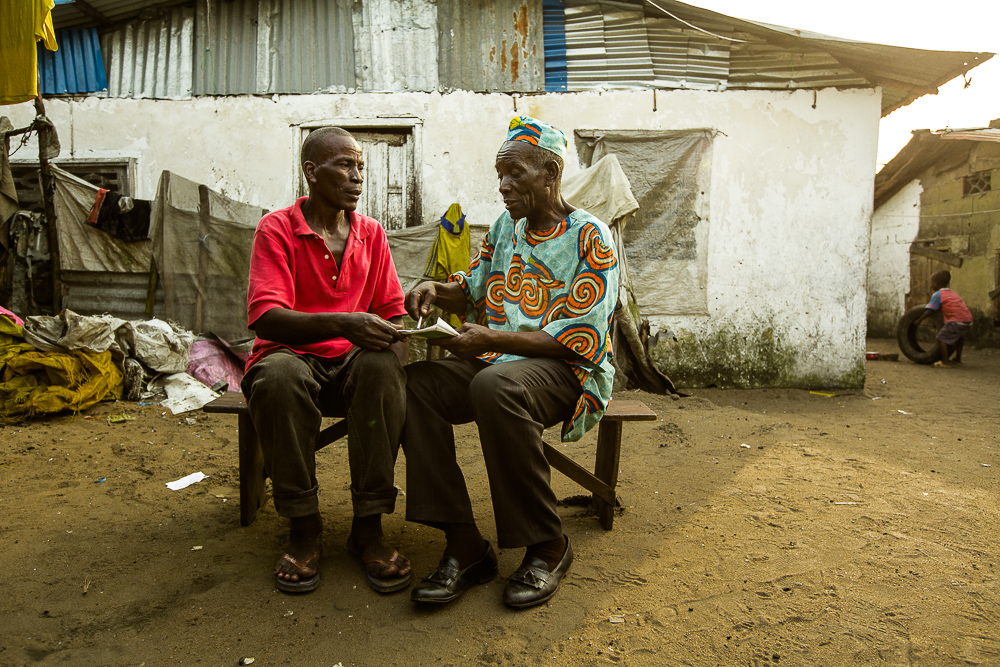 Liberians look to community mediators to help fight local corruption