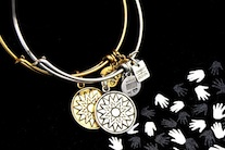 Embrace 'New Beginnings' this Mother's Day with the Alex and Ani bangle