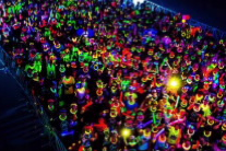 ONE will be at the Electric Run all summer!