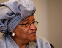 Ellen Johnson Sirleaf: This is everyone's fight. West Africa is the front line