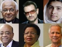 Bono, Malala & Desmond Tutu send stark warning to world leaders