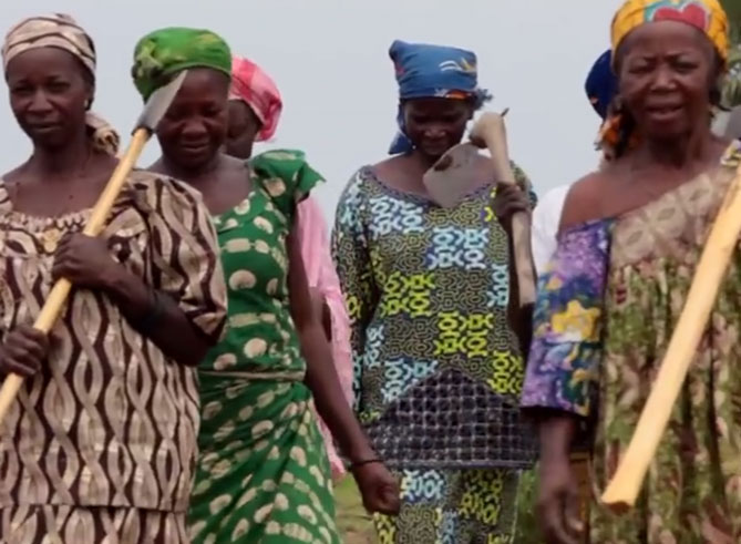 VIDEO: How Africare is creating economic opportunity for women in Chad