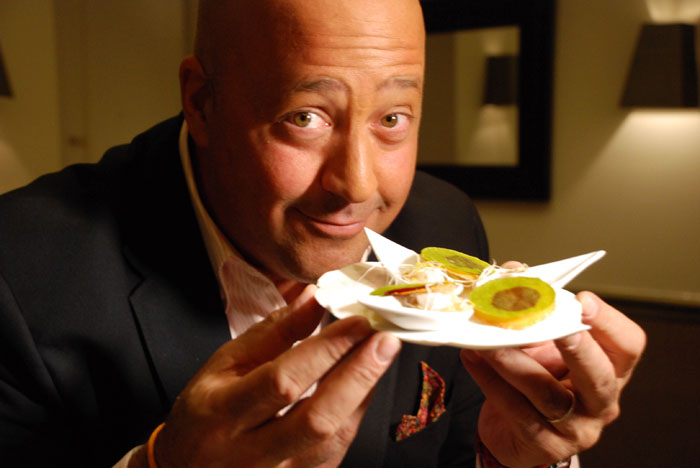 Andrew Zimmern: The most revolting thing I've found