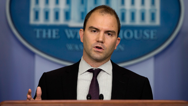 Twitter Chat: Ask White House spokesperson Ned Price a question
