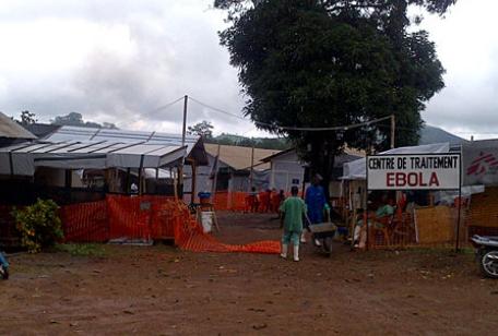 Disease detectives respond to the Ebola outbreak