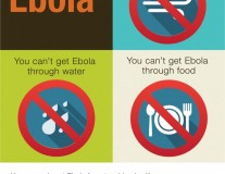 5 Questions about Ebola, answered with infographics