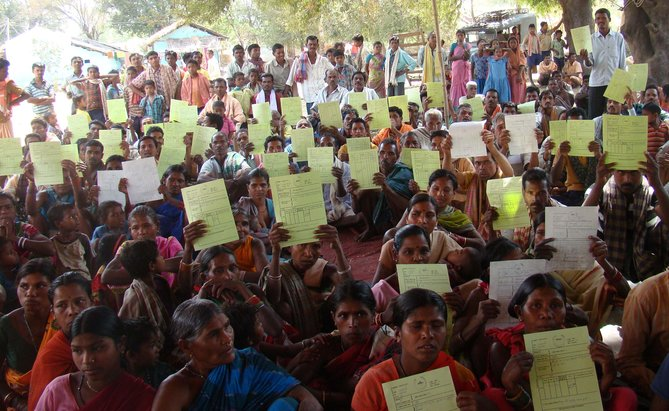 10 lessons learned on the impact of secure land rights