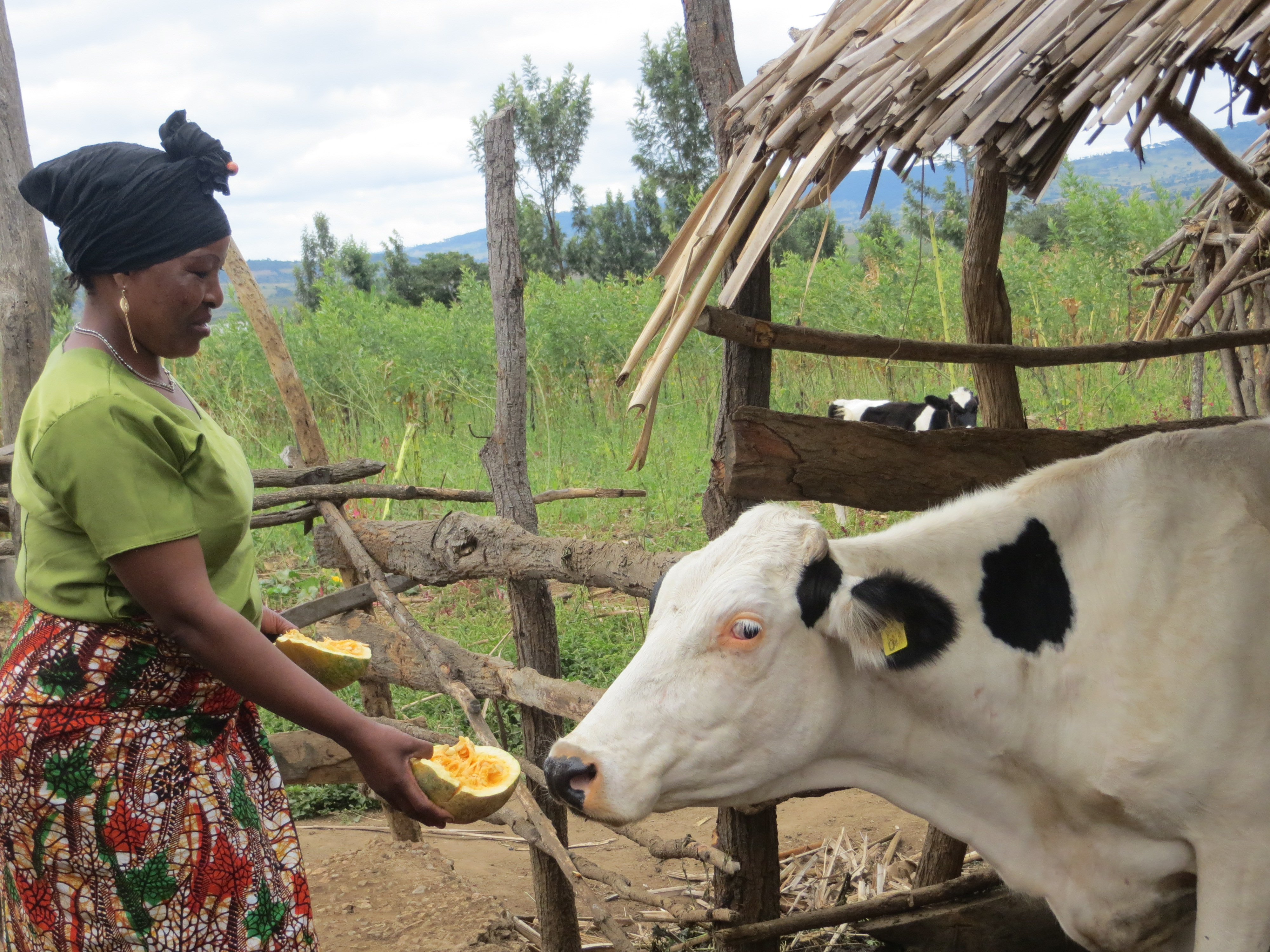 Invest in women farmers to end world hunger