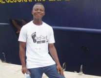 Life in an Ebola-affected country: Solomon's story