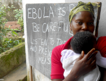 What it takes to set up an Ebola care center: Interview with Save the Children