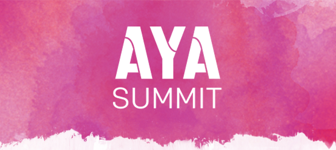 AYA Summit – A Very Special Thank You