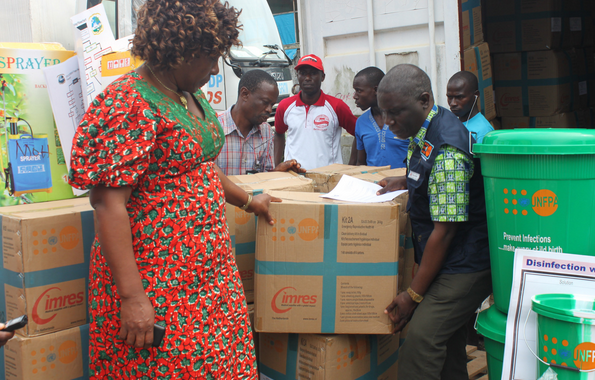 Pregnant women face double threat in Ebola crisis countries