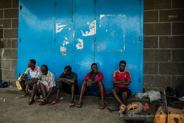 Preventing hunger in the shadow of Ebola