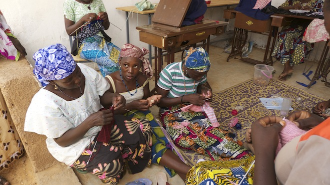 Dignity restored for fistula patients in rural Niger