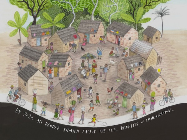 Sophie Blackall: Reaching Children Everywhere