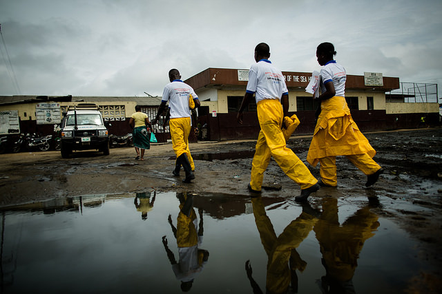 A conversation with Dr. Fatou Mbow: What's next on Ebola for Guinea?