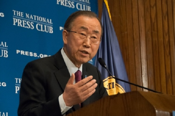 5 tips from Ban Ki-moon about ending poverty