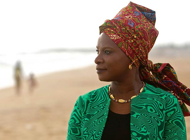 Angélique Kidjo and the importance of quality education for girls