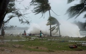 A cyclone, a conference, and a call to action
