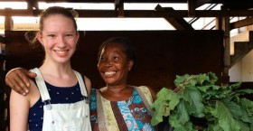 13-year-old #ONEderWoman takes on global malnutrition with micro-farms