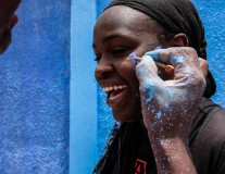 Breaking Down Walls by Painting Them: Senegal's First Lady of Graffiti, Dieynaba Sidibe