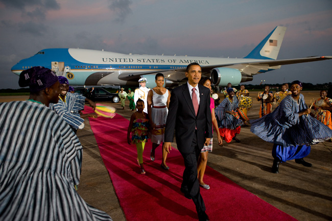 """Obama's Africa Trip and the New """"Normal"""""""