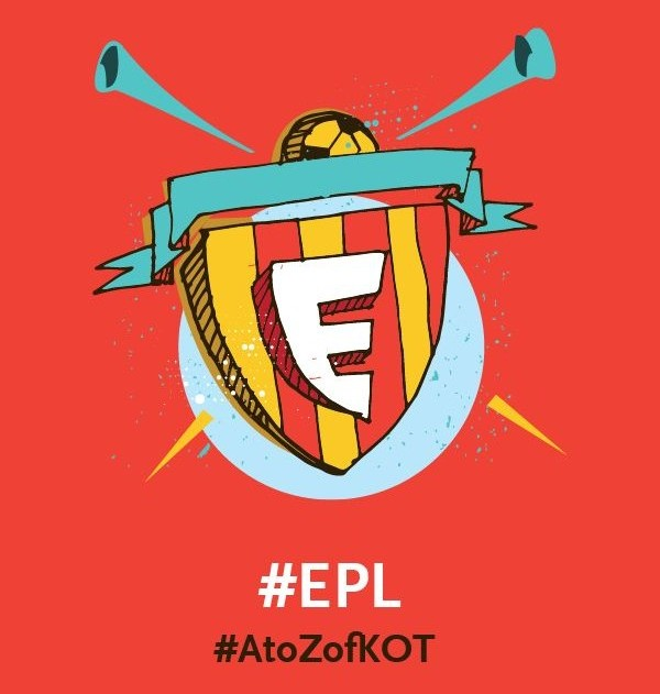E is for #EPL
